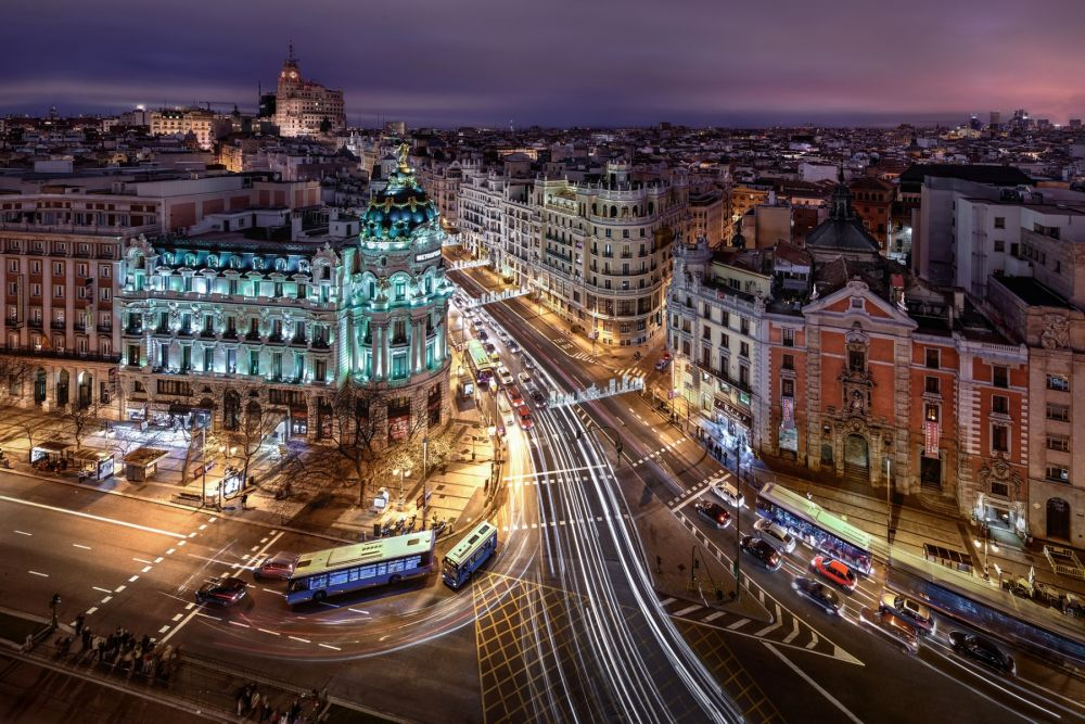 Madrid City
